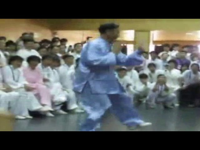 Chen Qinghuan  - Tai Chi style Chen Xiaojia Erlu [陈氏太极拳小架 Taijiquan style Chen Xiaojia]