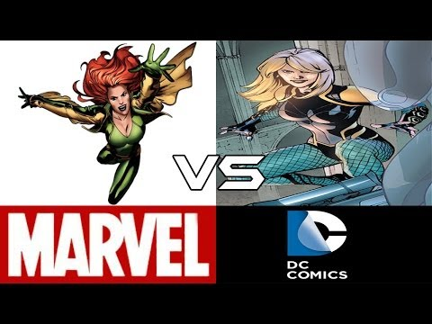 Banshee VS Black Canary (CBVS#43)