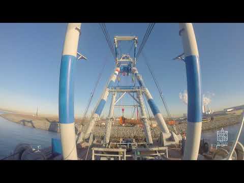 Decommissioning of 4m diameter MP Rotterdam