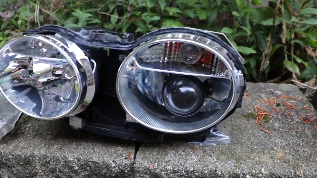 Hid Light Conversion On Jaguar Xj8