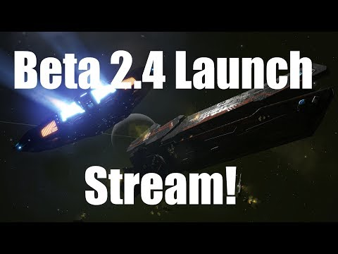 Elite: Dangerous - Beta 2.4 Launch New Ship Confirmed!!! - 17/08/2017