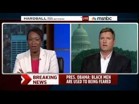 MSNBC Contributor Absolute Vitriol' And Lack Of Basic Human Sympathy To Trayvon Family On The Right