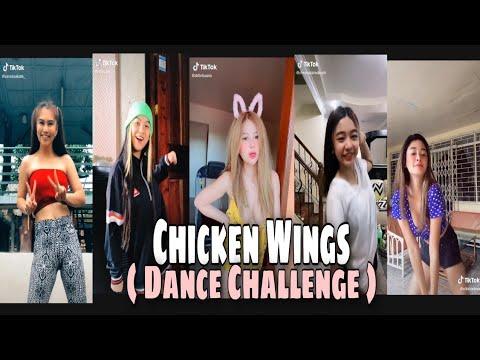 Download CHICKEN WING DANCE CHALLENGE | TIKTOK COMPILATION ( GIRLS EDITION )