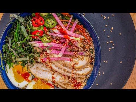 How To Make Chicken Ramen Bowls By Rachael