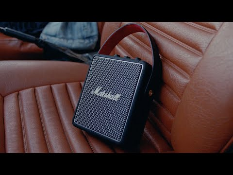 Marshall - Stockwell II Portable Speaker - Hit the Road