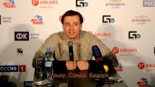 Безруков о фильме Джентльмены удачи