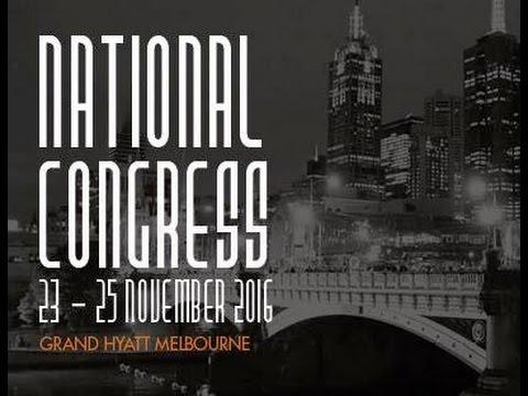 National Congress 2016