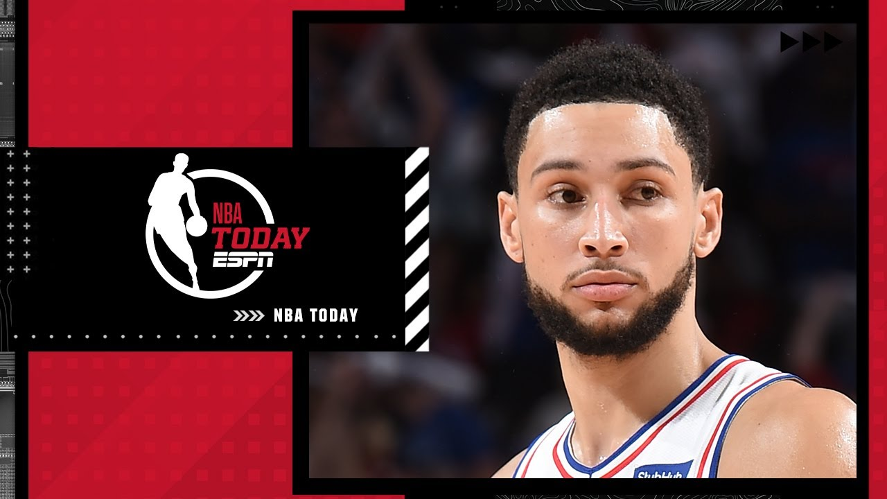 Download Other teams know this is part of an act - Woj gives Ben Simmons update   NBA Today
