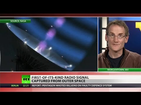 Intelligent life or celestial body? Astrophysicist on weird radio signals from deep space