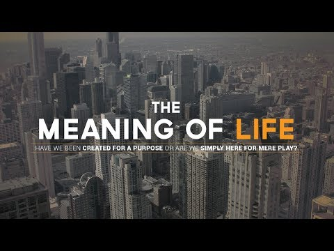 THE MEANING OF LIFE | MUSLIM SPOKEN WORD