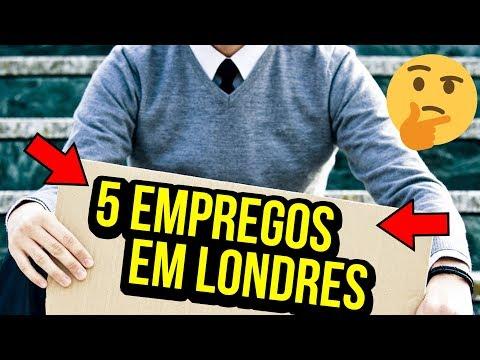 5 EMPREGOS EM
