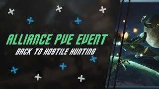 New PvE Event for Levels 18+ | Kill Factions Ships | At least its not a mining event!