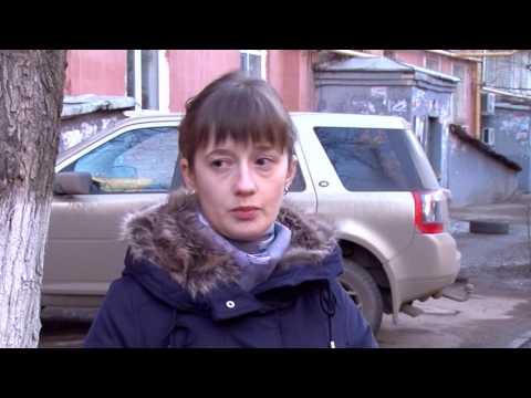 Жители дома №8 по улице площадь Кирова пожаловались на плохое состояние своего двора