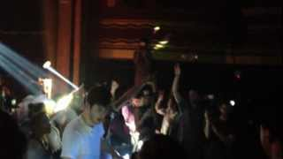 Baauer Live from Webster Hall Big League Tour 2/15/2013