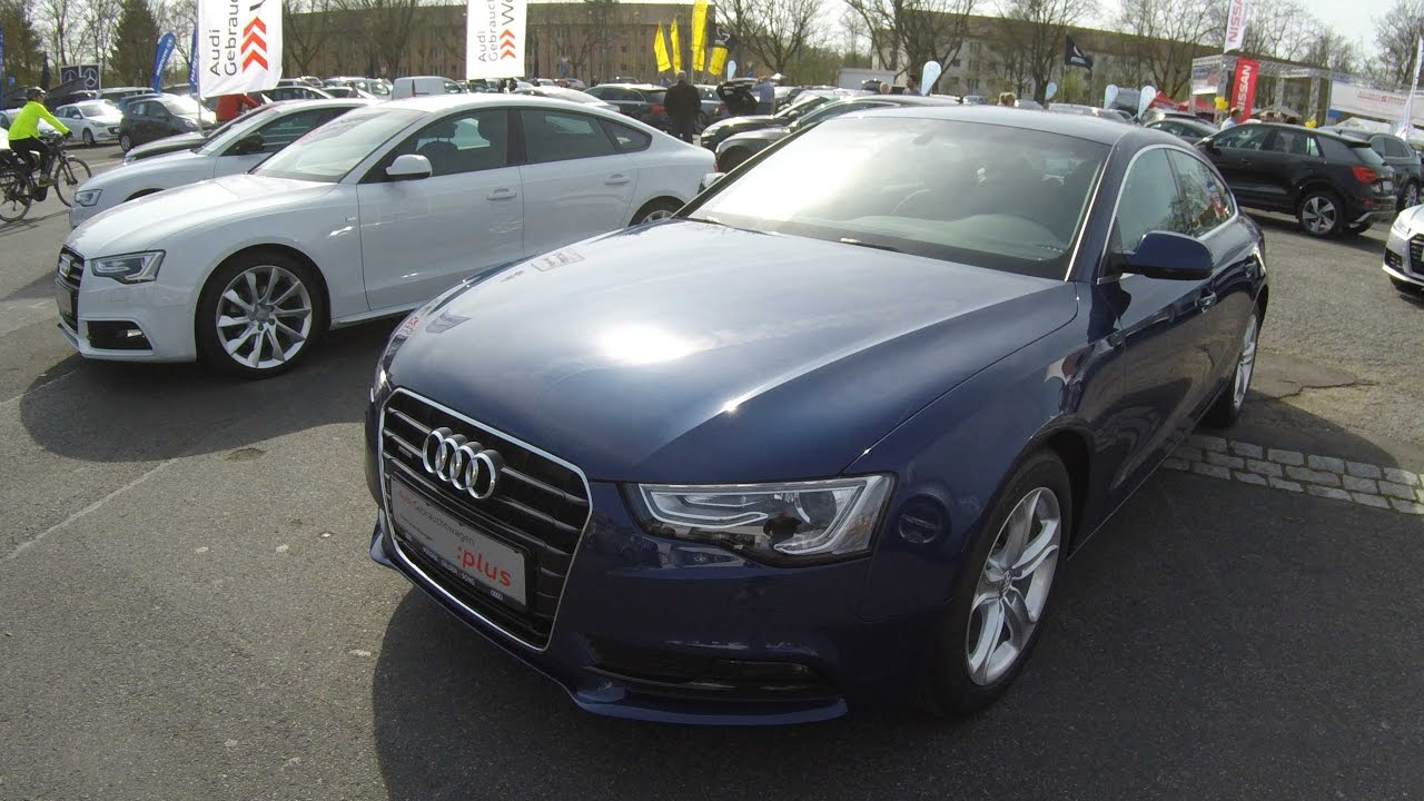 AUDI A5 SPORTBACK (8T) COMPILATION 2: WHITE S-LINE AND ...
