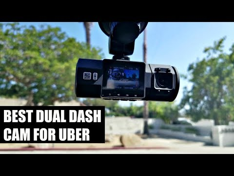Vantrue N2 PRO The Best Dual Dash Camera For Uber