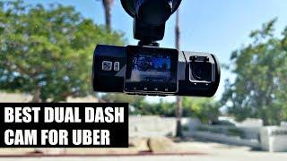 Vantrue N2 PRO The best dual dash camera for uber
