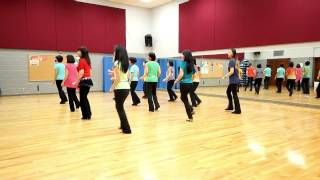 Rated R - Line Dance (Dance & Teach in English & 中文)