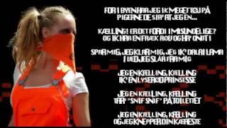 Odense Assholes - Tove Pigen (Jeg er en kælling)