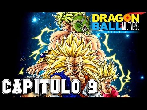 DRAGON BALL MULTIVERSE ESPAÑOL CAPITULO 9 - YouTube