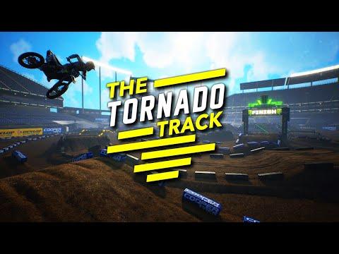 The Tornado - Monster Energy Supercross 2 Gameplay