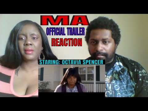 MA - Official Trailer REACTION