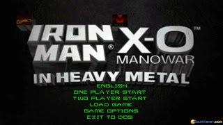 Iron Man /XO Man o