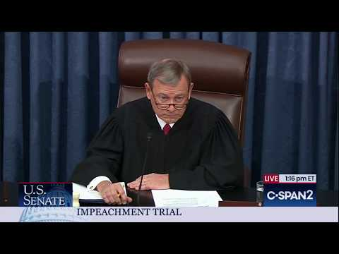 U.S. Senate: Impeachment Trial (Day 9)