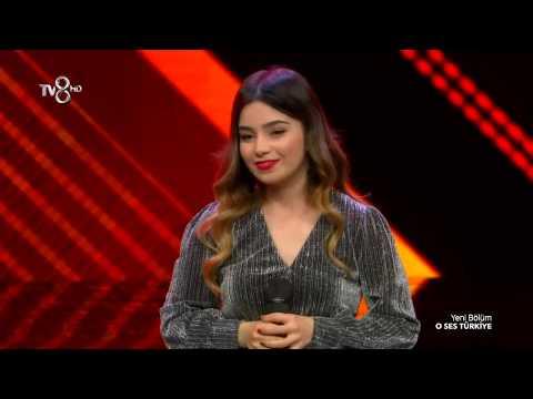 Jamilya Mamedova - Yandırdın kalbimi - O Ses Turkiye 27 Blm 11 01 2020