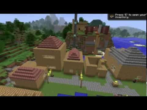 Colony Craft Minecraft