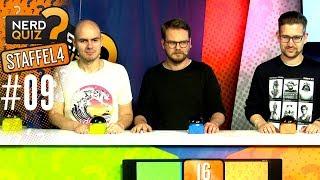 Nerd Quiz 4.0 | Ede gegen Gregor gegen Schröck | Titanen-Special