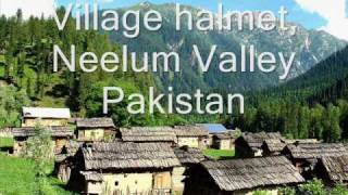 Pakistan (Natural beauty with sad violen music)