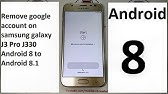 SAMSUNG Galaxy J3 Eclipse 2 (SM-J337V) Verizon FRP/Google Lock
