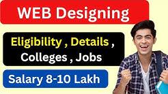 Career in Web Designing l Web Development ll Salary l Scope l Job opportunities l Meritech Education