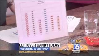 Creative Ideas For Leftover Halloween Candy