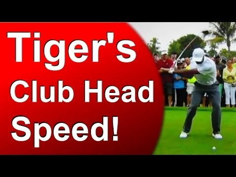 Get Tiger-like Club Head Speed Using Pendulum Physics! - 동영상
