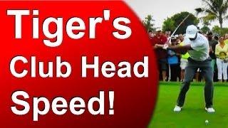 Repeat youtube video Get Tiger-like Club Head Speed Using Pendulum Physics!