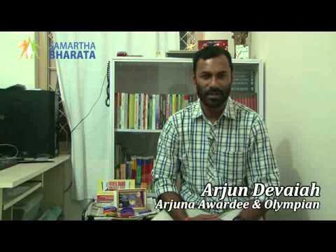 [English] Sri Arjun Devaiah, Arjun Awardee & Olympion