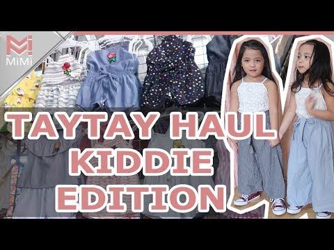 MySeoul Taytay Kiddie Haul 2018