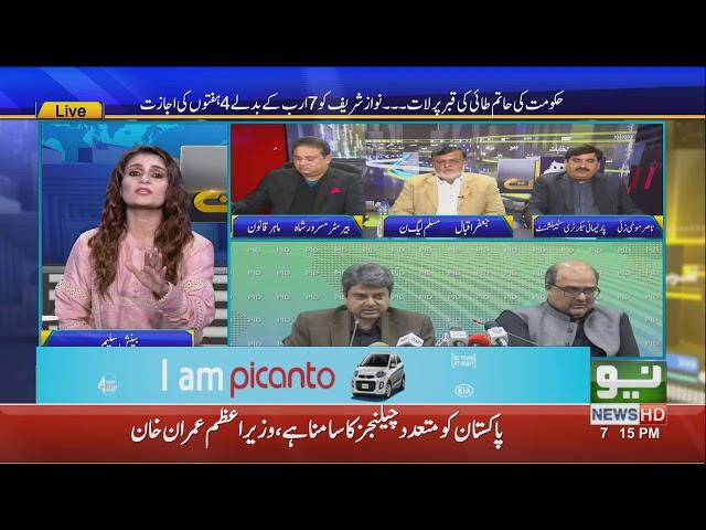 Seedhi Baat Beenish Saleem Kay Sath | Full Program | 13 November 2019 | Neo News