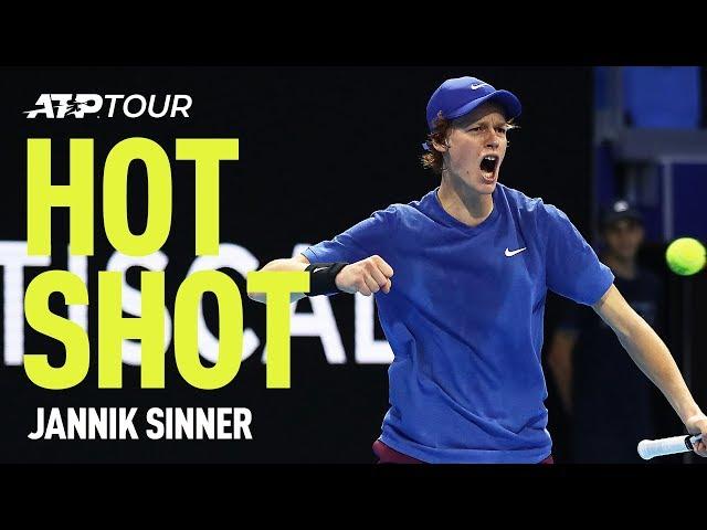 Sinner Special In Milan | Next Gen ATP Finals | ATP