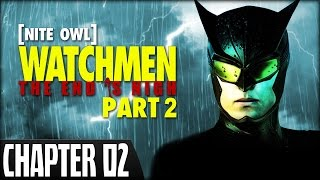 Watchmen: The End is Nigh (Part 2) (PS3) - Chapter 2 [ Nite Owl ]