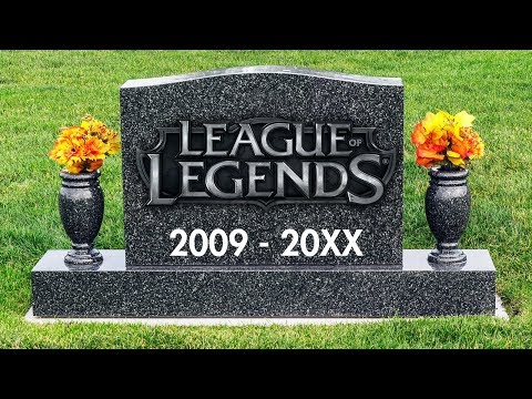 Why League of Legends Hasn't Died (but what might kill it). thumbnail
