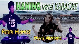 HANING - Novie mentaya dan Febri Hands   EDISI SPESIAL DJ TIK TOK TAHUN BARU 2021 FULL BASS no vocal