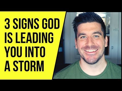 3 Signs God Is Leading You Into a Season of Trials - YouTube