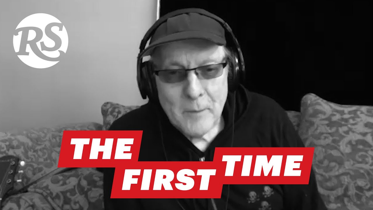 Rick Nielsen on His First Guitar, Meeting John Lennon, Playing the Budokan | The First Time