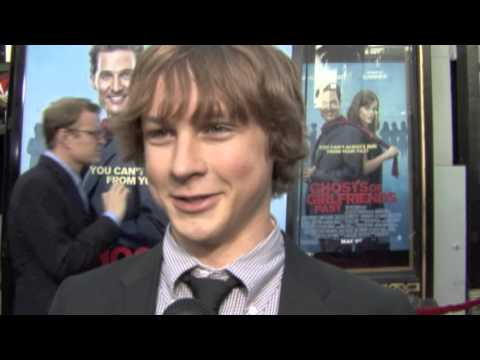 Logan Miller Interview - Ghosts of Girlfriends Past