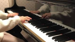 ピアノ演奏「夢を抱きしめて/ジャニーズWEST」