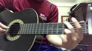 Mưa trên cuộc ... tình đơn phương 2 - Edward Dương ft Tùng tíc - Guitar Cover by D4rkRyu
