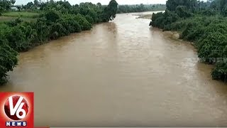 Heavy Rains With Strong Winds Damages Crops In Warangal District. V...